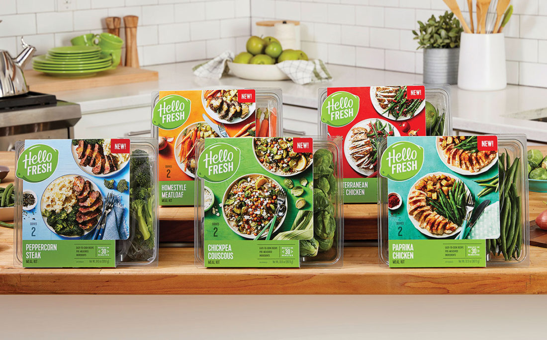 hello fresh vegan meals