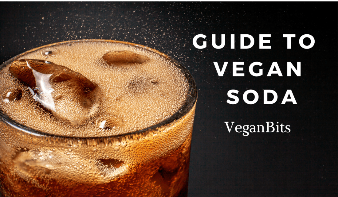 vegan soda