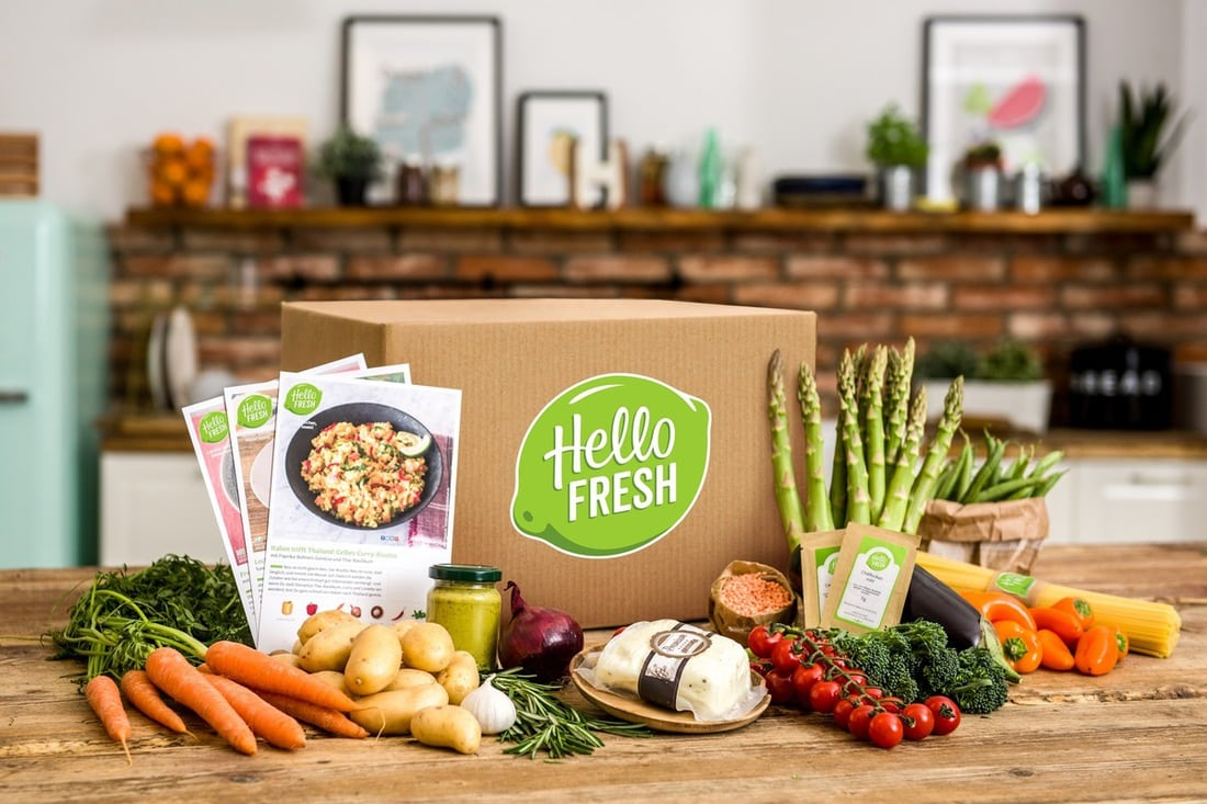 is hellofresh organic